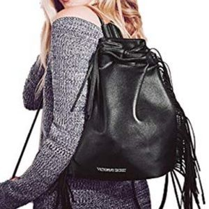 COPY - Victoria's Secret Statement Fringe Backpack